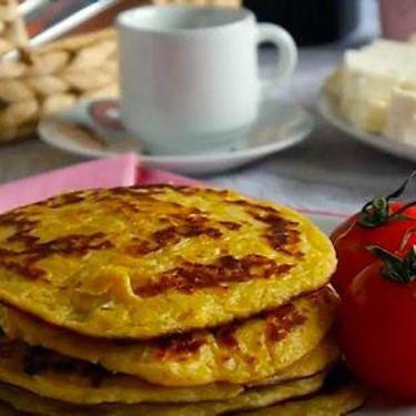Sweet Corn Pancakes Recipe   SideChef