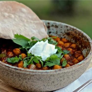 Chana Masala with Roti Recipe   SideChef