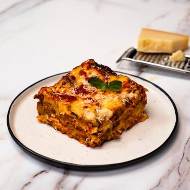 Lamb and Vegetable Lasagna Recipe | SideChef
