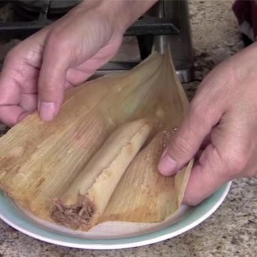 Homemade Pork Tamales Recipe | SideChef
