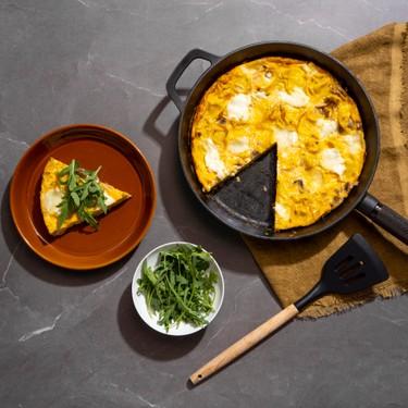 Tortellini Mushroom Frittata Recipe   SideChef