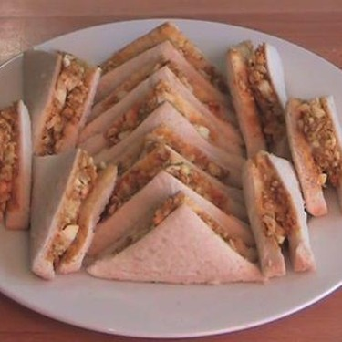 Curried Egg Sandwiches Recipe   SideChef