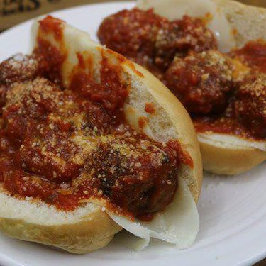 Smoked Italian Meatball Subs Recipe | SideChef