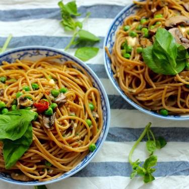 One Pot Lightly Creamy Pasta Recipe   SideChef