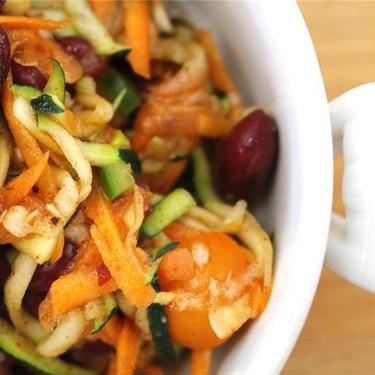 Bean and Veggie Mélange Recipe   SideChef
