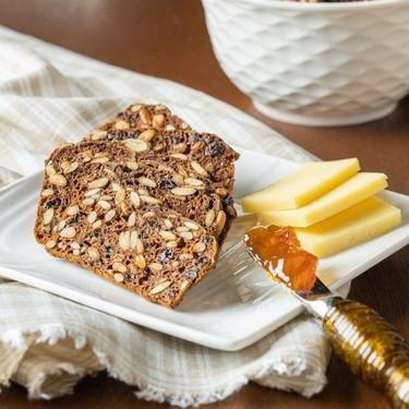 Pumpernickel Seed and Nut Crisps Recipe   SideChef