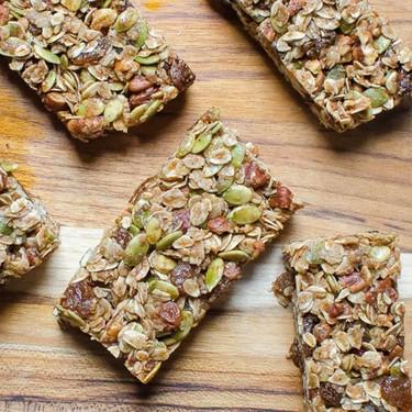 Pumpkin Spice Granola Bars Recipe   SideChef