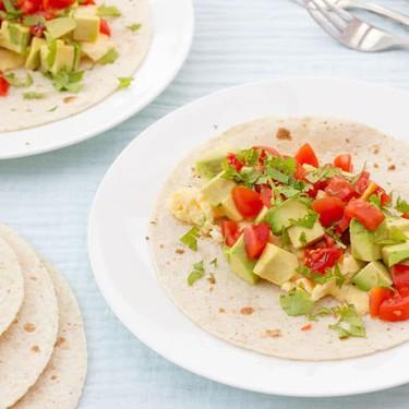 Healthy Breakfast Tortillas Recipe | SideChef