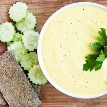 Curried Chick Pea Yogurt Dip Recipe | SideChef