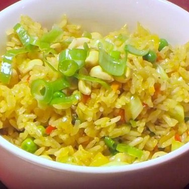 Vegan Thai Pineapple Fried Rice Recipe | SideChef