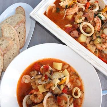Mediterranean Seafood Stew Recipe | SideChef