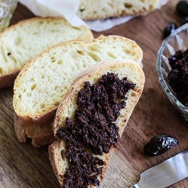 Black Olive Paste (Tapenade) Recipe   SideChef