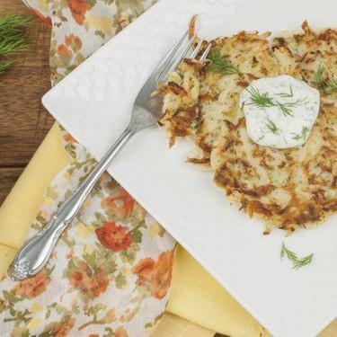 Kohlrabi Crab Cakes Recipe   SideChef