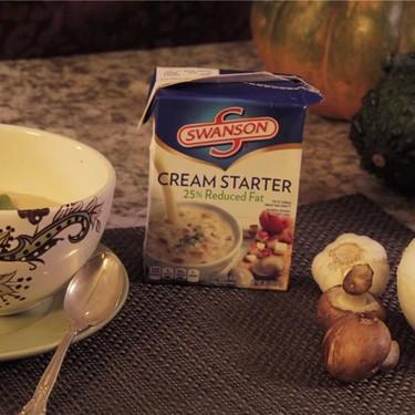 Savory Cream of Mushroom Soup Recipe | SideChef