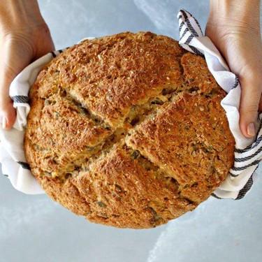 No Knead Multi-Seed Potato Bread Recipe   SideChef