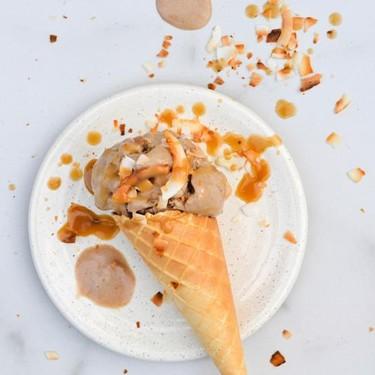 Vegan Peanut Butter and Banana Ice Cream Recipe | SideChef