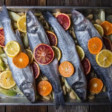 Citrus Fennel Whole Roasted Fish Recipe | SideChef