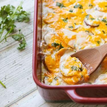 Cheesy Scalloped Potatoes Recipe   SideChef