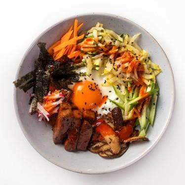 Tofu Bibimbap Recipe | SideChef