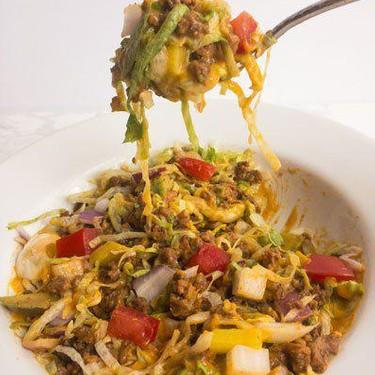 Vegan Cheeseburger Bowl Recipe | SideChef