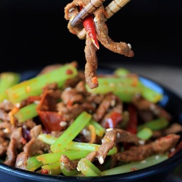 Szechuan Beef Stir Fry Recipe | SideChef