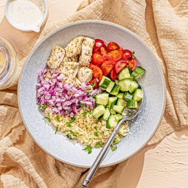 Make-Ahead Greek Chicken Bowls Recipe | SideChef
