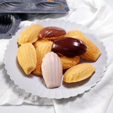 Mini Vanilla Madeleines Recipe   SideChef