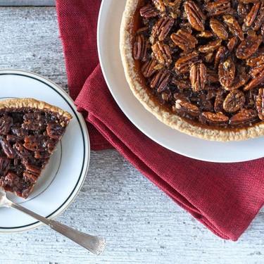Vegan Pecan Pie Recipe | SideChef