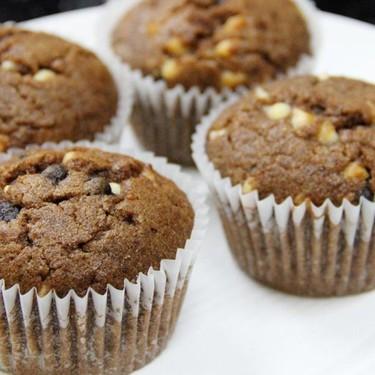 Double Chocolate Chip Muffins Recipe | SideChef