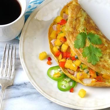 Hawaiian Omelet Recipe | SideChef