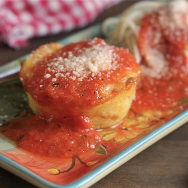 Eggplant Parmigiana: Meal in a Muffin Recipe | SideChef