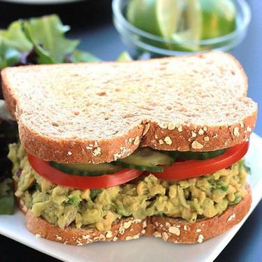 Chickpea Jalapeño Salad Sandwich Recipe   SideChef