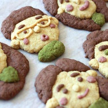Portrait Cookies Recipe   SideChef