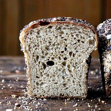 Seedy Sandwich Bread with Sprouted Wheat Recipe | SideChef