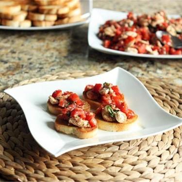 Bruschetta Mozzarella Recipe | SideChef