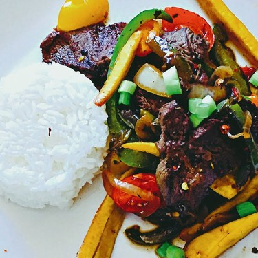 Peruvian Lomo Saltado Recipe   SideChef