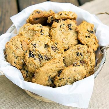 Persimmon Raisin Cookies Recipe | SideChef