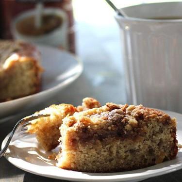 Spiced Apple Crumb Coffee Cake Recipe | SideChef