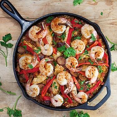 Easy Spanish Paella Recipe   SideChef