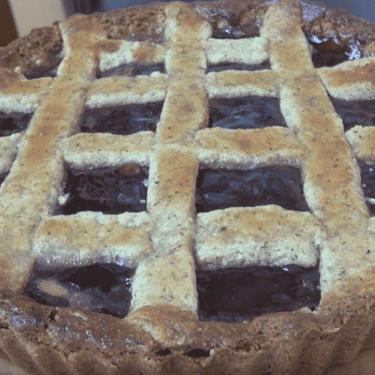 Classic Linzer Torte Recipe   SideChef