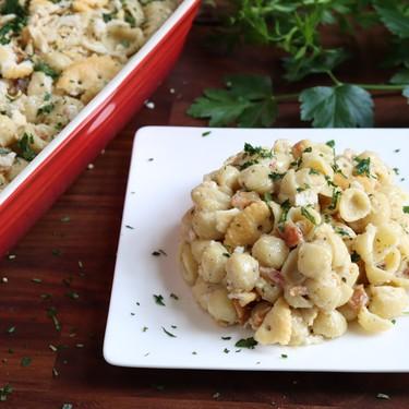 Cacio e Pepe Mac and Cheese Recipe | SideChef