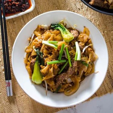 Beef Chow Fun Recipe | SideChef