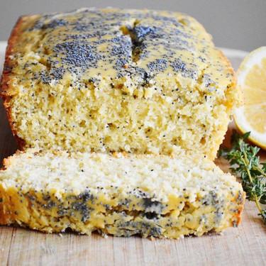 Herbed Lemon Poppy Seed Bread Recipe   SideChef