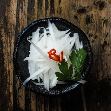 Pickled Daikon Radish Recipe   SideChef