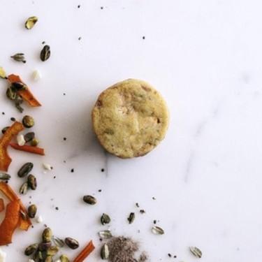 Orange, Pistachio & White Chocolate Shortbread Recipe | SideChef