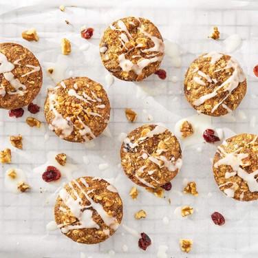 Cranberry Walnut Breakfast Muffins Recipe   SideChef