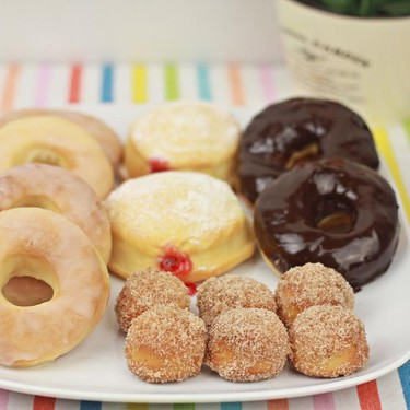 Baked Donuts Recipe   SideChef