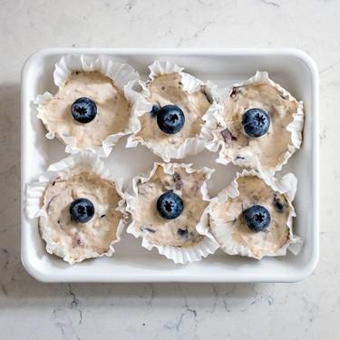 Blueberry Cheesecake Fat Bombs Recipe   SideChef