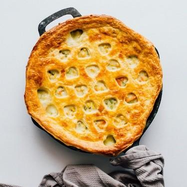 Easy Chickpea Pot Pie Recipe | SideChef