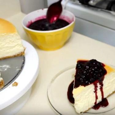 New York Cheesecake Recipe | SideChef